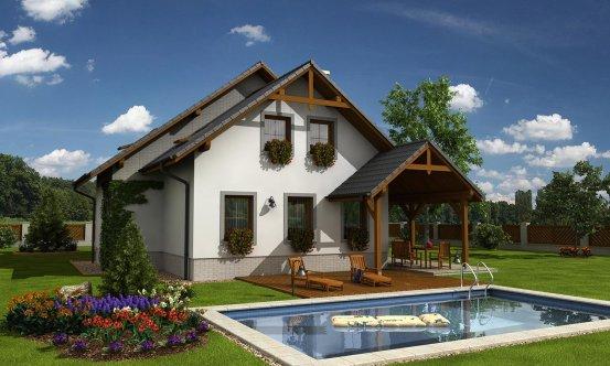 projekt domu KLASSIK 147