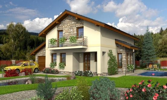 projekt domu KLASSIK 149
