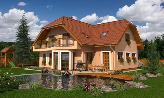 projekt domu KLASSIK 154