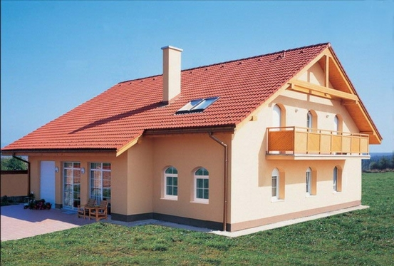 projekt domu KLASSIK 155