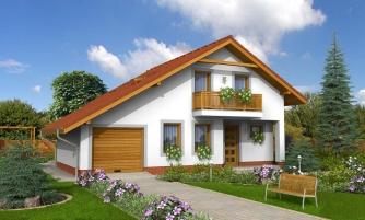 projekt domu KLASSIK 157