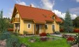 Rodinný dom vhodný na úzky pozemok