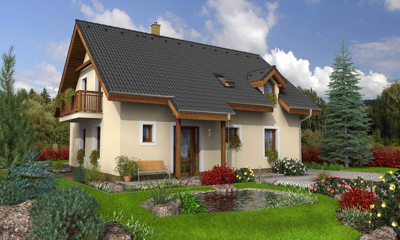 projekt domu KLASSIK 158