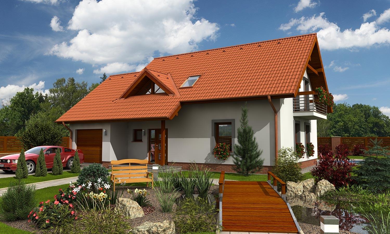 projekt domu KLASSIK 159