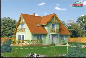 projekt domu LEXUS