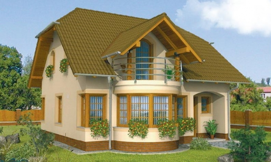 projekt domu MILENIUM 225