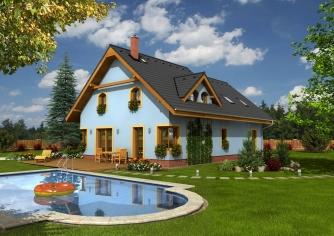 projekt domu MILENIUM 226