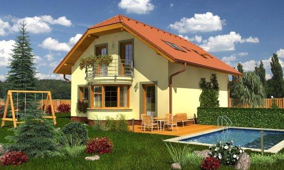 projekt domu MILENIUM 228
