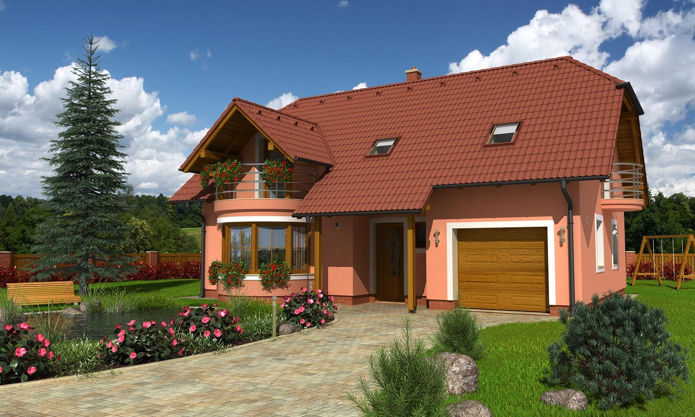 projekt domu MILENIUM 229