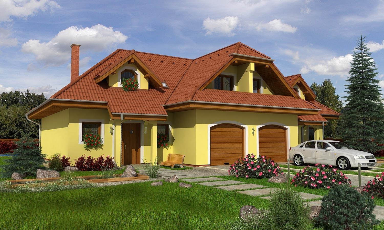 projekt domu NOVA 222