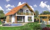 Praktický dom s galériou