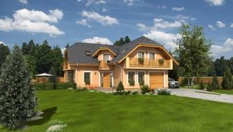 projekt domu PREMIER 140