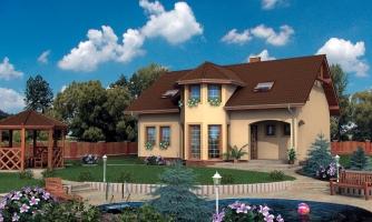 Rodinná vila so suterénom, možnosť dvojgeneračného bývania.