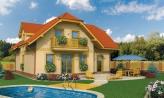 Prekrásny dom pre početnú rodinu