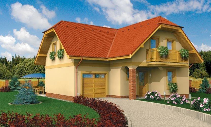 projekt domu PREMIER 151