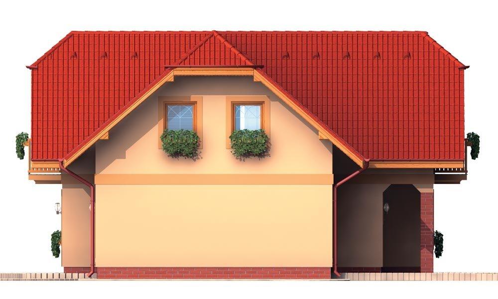 Pohľad 2. - Prekrásny dom pre početnú rodinu.