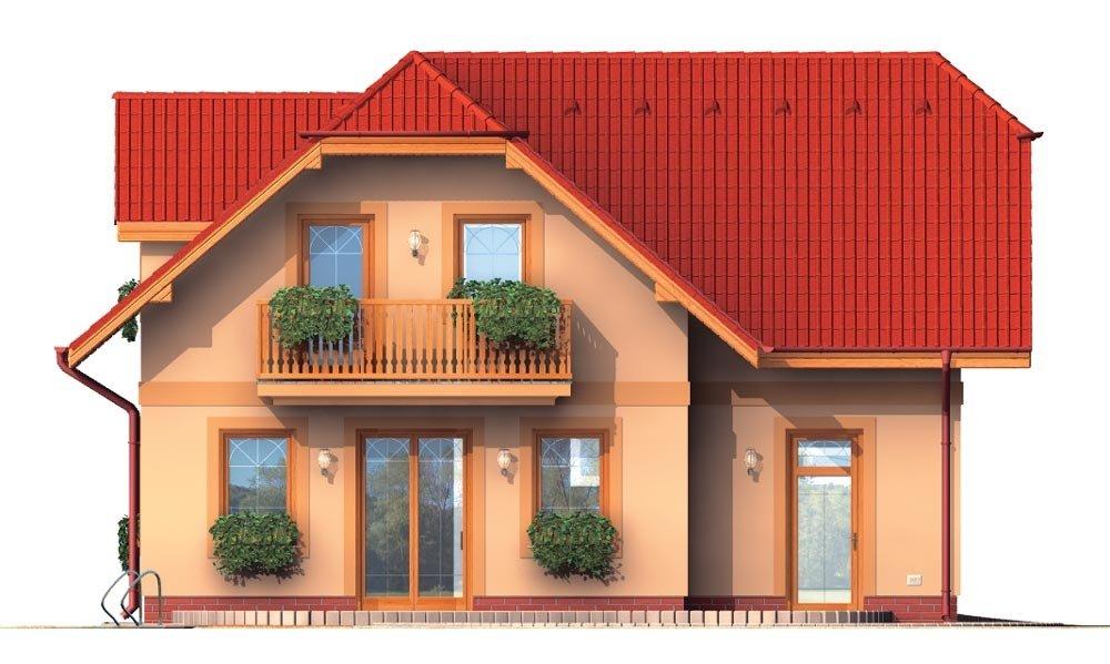 Pohľad 3. - Prekrásny dom pre početnú rodinu.