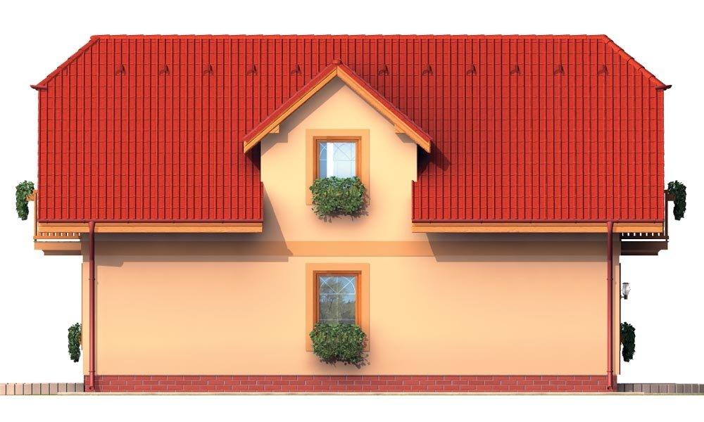Pohľad 4. - Prekrásny dom pre početnú rodinu.