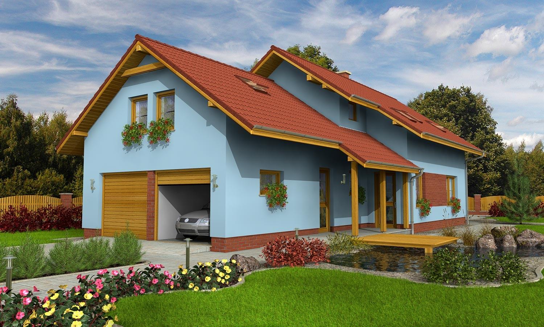 projekt domu PREMIER 154