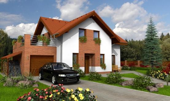 projekt domu PREMIER 156