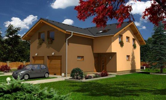 projekt domu PREMIER 157