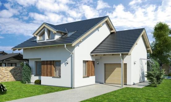 projekt domu PREMIER 161