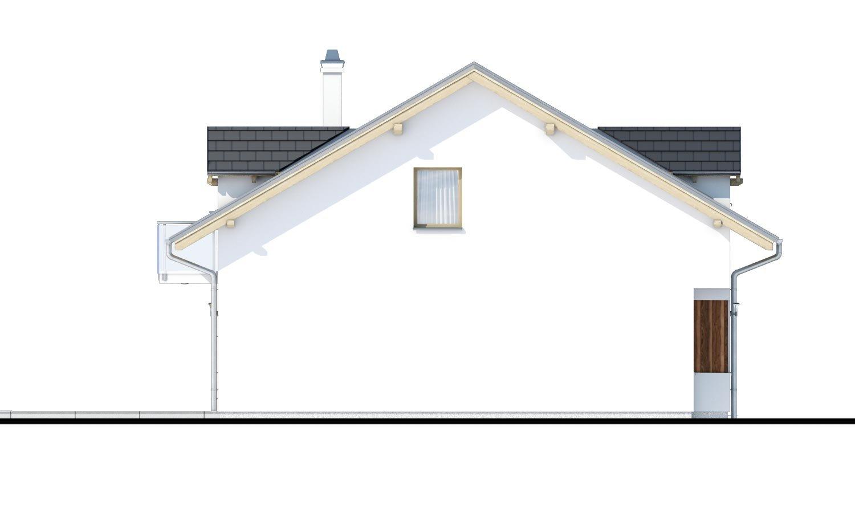Pohľad 4. - Krásny malý dom