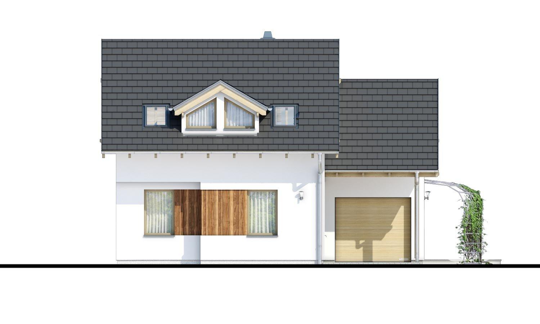 Pohľad 1. - Krásny malý dom