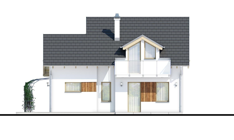Pohľad 3. - Krásny malý dom