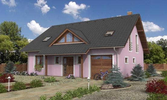 projekt domu PREMIER 174