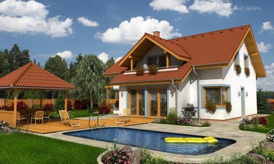 projekt domu PREMIER 176