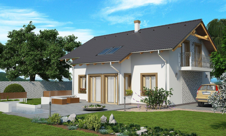 projekt domu PREMIER 178