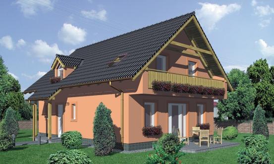 projekt domu PREMIER 179