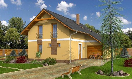 projekt domu PREMIER 186
