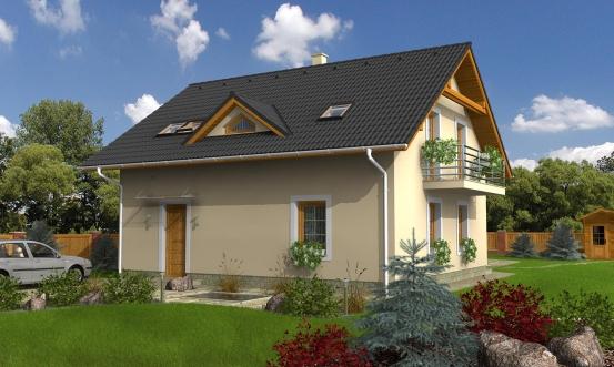 projekt domu PREMIER 187