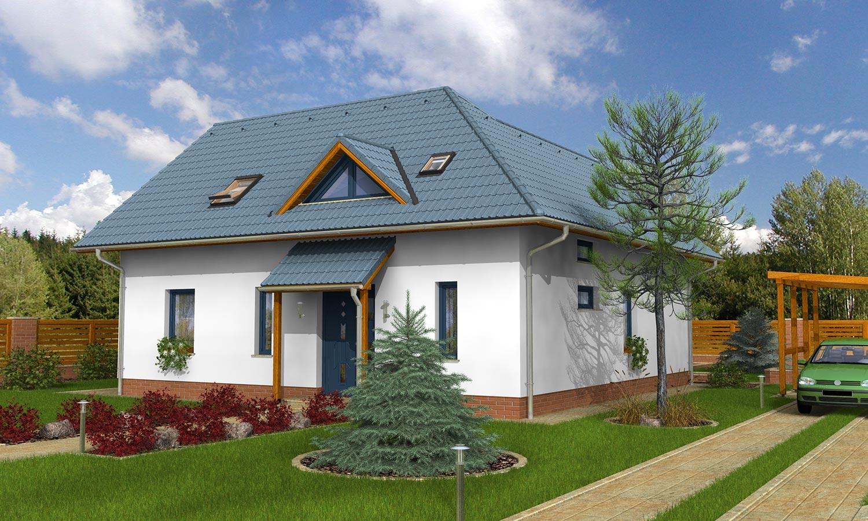 projekt domu PREMIER 188