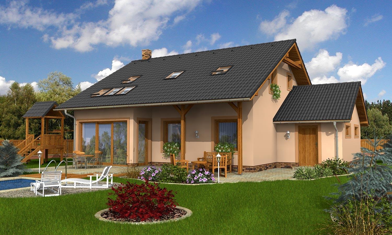 projekt domu PREMIER 189