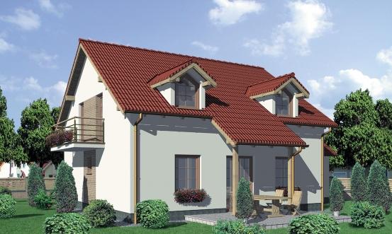 projekt domu PREMIER 190