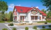 Zaujímavý dom pre väčšiu rodinku