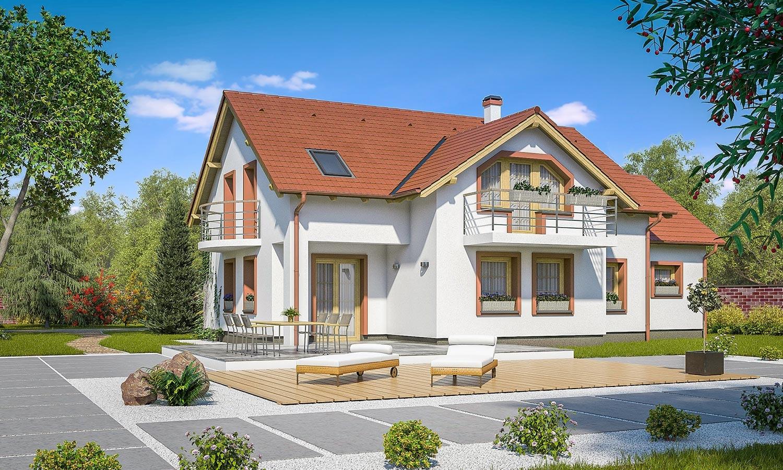 projekt domu PREMIER 191