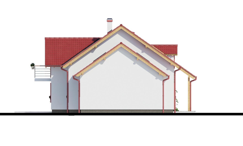 Pohľad 4. - Zaujímavý dom pre väčšiu rodinku