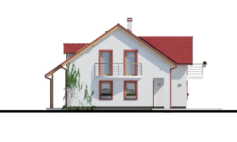 Pohľad 2. - Zaujímavý dom pre väčšiu rodinku