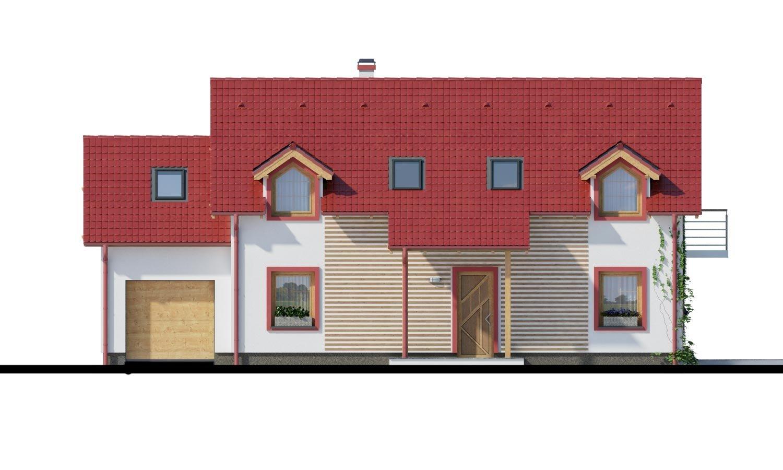 Pohľad 1. - Zaujímavý dom pre väčšiu rodinku