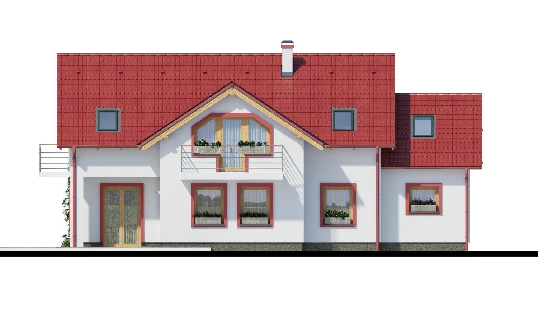Pohľad 3. - Zaujímavý dom pre väčšiu rodinku