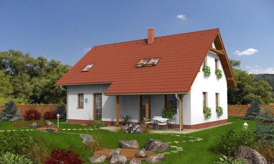 projekt domu PREMIER 192