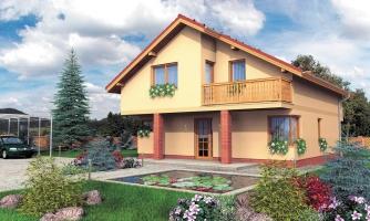 projekt domu PREMIER 193