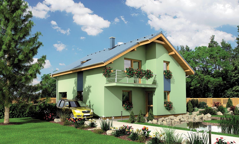 projekt domu PREMIER 194
