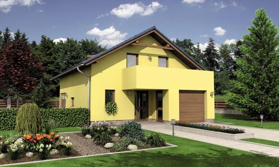projekt domu PREMIER 195