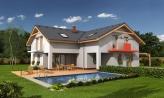 Veľký dom do tvaru L