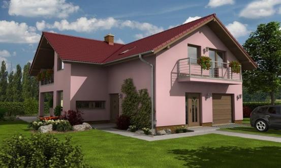 projekt domu PREMIER 199